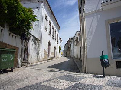 Rio Maior's old town